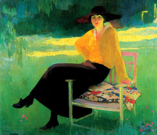 Amedeo Bocchi sedia Ursula Von der Leyen